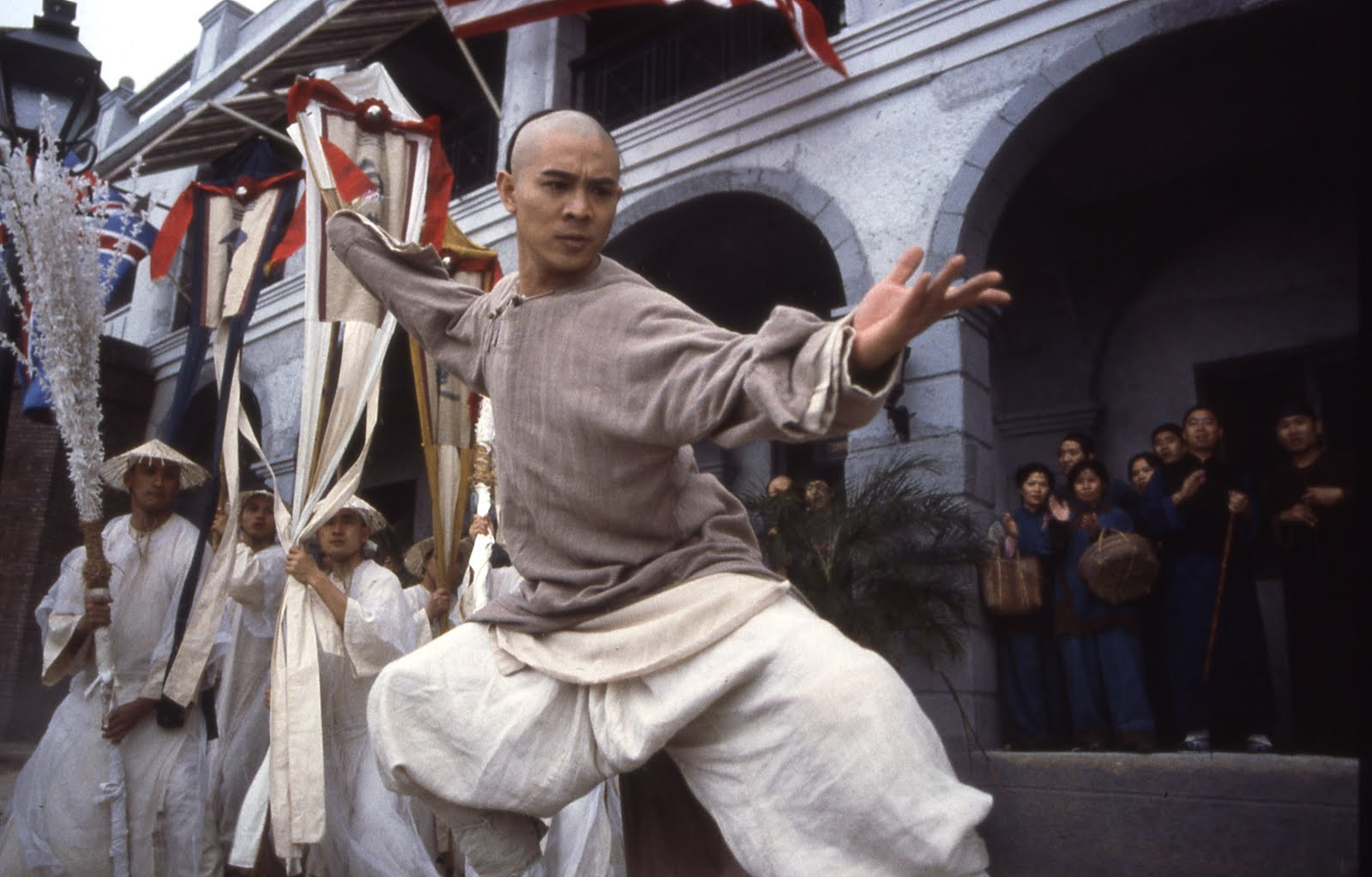 Jet will next be seen on the Jet Li Fighting Stance