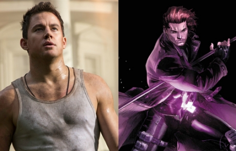 <h3>CHANNING TATUM Confirmed To Play &#8216;Ragin&#8217; Cajun&#8217; Mutant GAMBIT. UPDATE: Director Dropped Out</h3>