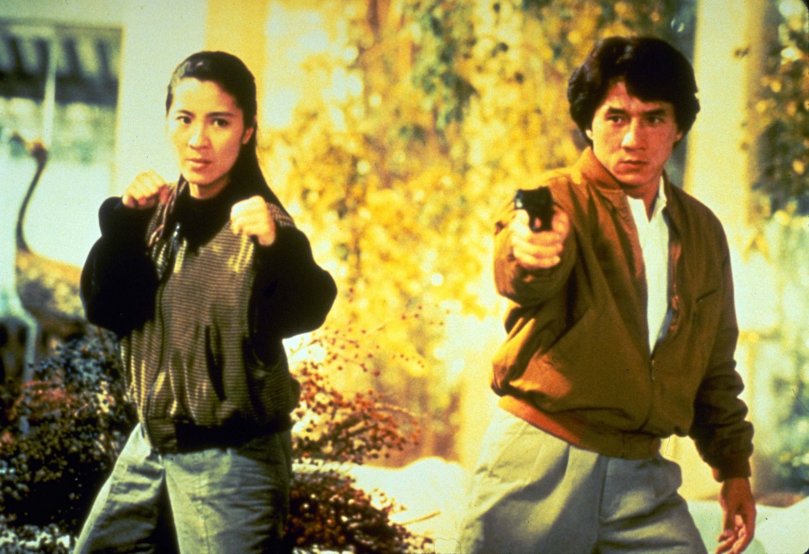 Michelle Yeoh Fight M.A.A.C. – MAAC Figh...