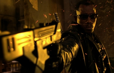 <h3>Marvel&#8217;s KEVIN FEIGE Speaks On The Future Of BLADE. UPDATE: WESLEY SNIPES Teases New &#8216;Blade&#8217; Projects</h3>