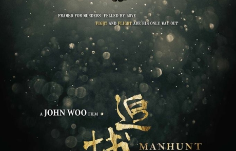 <h3>Director JOHN WOO To Direct Action-Thriller MANHUNT. UPDATE: Latest Poster</h3>