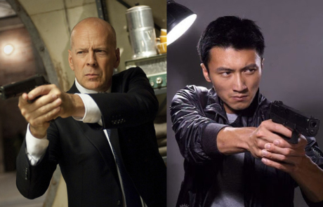 <h3>BRUCE WILLIS Teams-Up With NICHOLAS TSE In The War Epic THE BOMBING. UPDATE: Poster</h3>