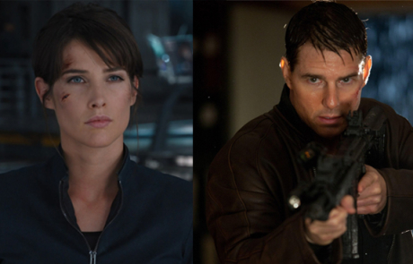 <h3>COBIE SMULDERS Joins TOM CRUISE In JACK REACHER 2. UPDATE: Poster</h3>