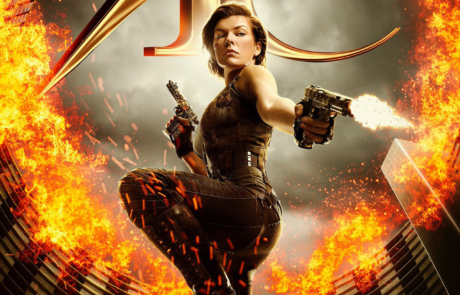 <h3>Full Cast Revealed For RESIDENT EVIL: THE FINAL CHAPTER. UPDATE: Trailers &#038; Posters</h3>