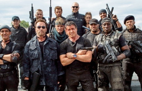<h3>THE EXPENDABLES 4 Officially Confirmed By SYLVESTER STALLONE. UPDATE: Production Start Date</h3>