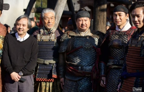 <h3>SAMMO HUNG &#038; VINCENT ZHAO Prepares For Battle In GOD OF WAR. UPDATE: Well Go USA Acquired Rights</h3>