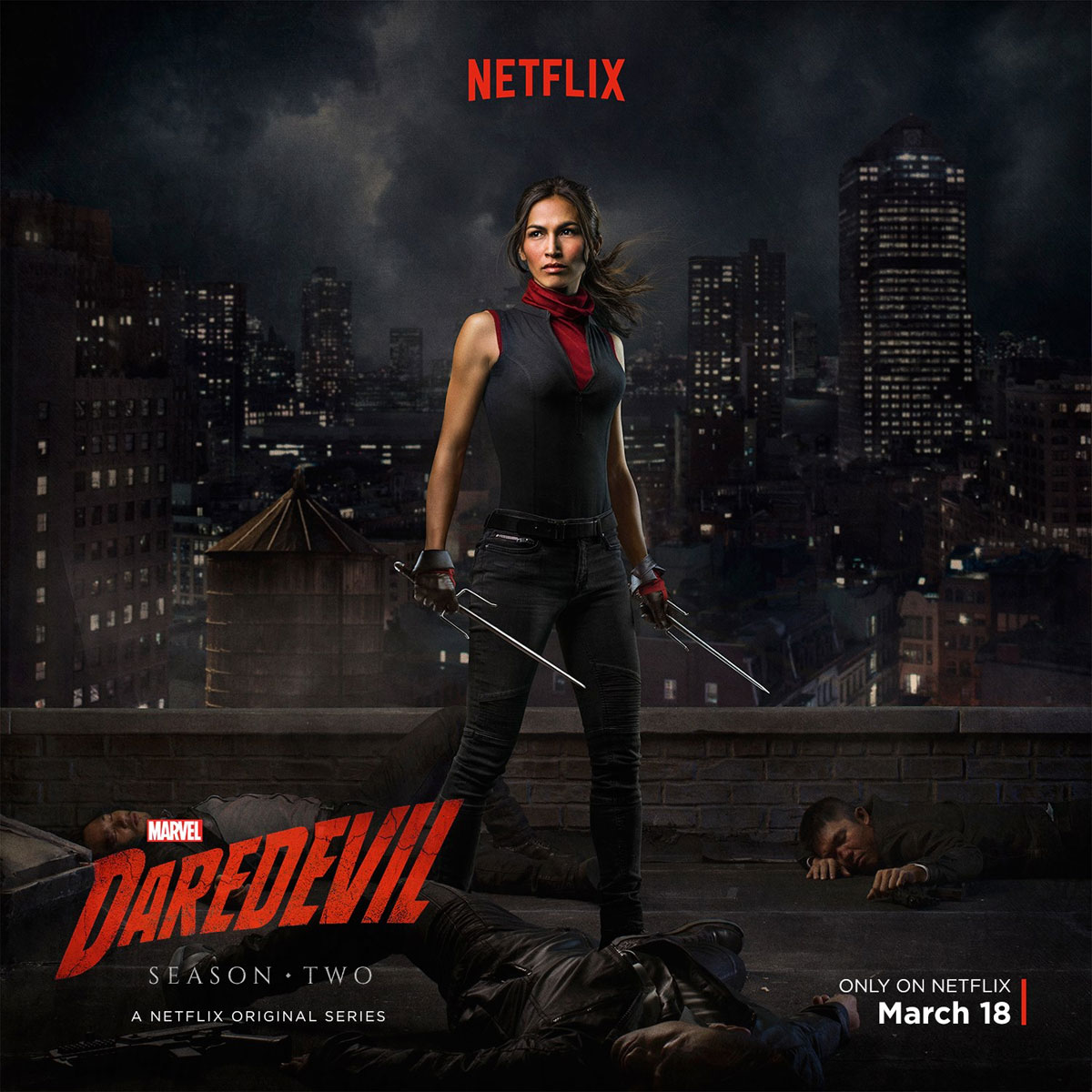 M.A.A.C. – Latest Poster For Marvel's DAREDEVIL Season 2. UPDATE ...