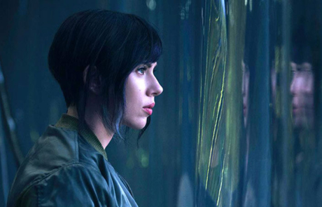 <h3>SCARLETT JOHANSSON To Star In Live-Action GHOST IN THE SHELL. UPDATE: Viral Teaser</h3>