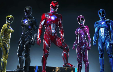 <h3>Character Posters For POWER RANGERS The Movie. UPDATE: Latest Posters</h3>