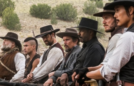 <h3>Latest Trailer For THE MAGNIFICENT SEVEN Starring DENZEL WASHINGTON, CHRIS PRATT, &#038; BYUNG-HUN LEE. UPDATE: Japanese Poster</h3>