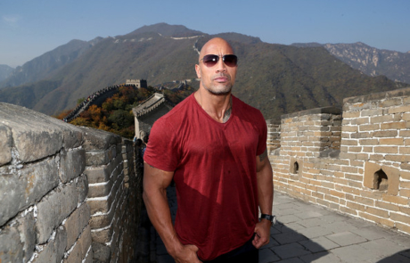 <h3>DWAYNE &#8216;THE ROCK&#8217; JOHNSON Goes Into &#8216;Die Hard&#8217; Mode In China&#8217;s SKYSCRAPER. UPDATE: NEVE CAMPBELL Joins Cast</h3>