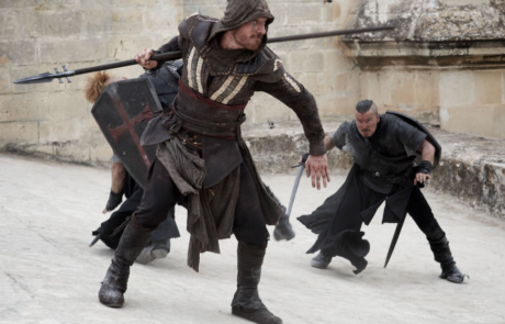 <h3>First Look At MICHAEL FASSBENDER In ASSASSIN&#8217;S CREED. UPDATE: Trailer #2</h3>