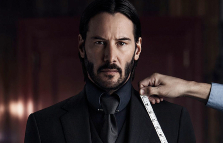 <h3>JOHN WICK: CHAPTER TWO Starring KEANU REEVES Gets Release Date. UPDATE: Poster</h3>