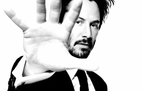 <h3>KEANU REEVES Starts Production On Sci-Fi Thriller REPLICAS</h3>