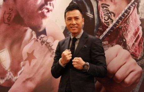 <h3>DONNIE YEN To Play Notorious Gangster In CHASING THE DRAGON. UPDATE: ANDY LAU Joins Cast</h3>