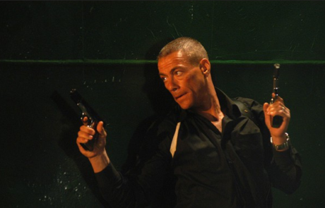 <h3>JEAN CLAUDE VAN DAMME Is Lock And Loaded To KILL &#8216;EM ALL</h3>