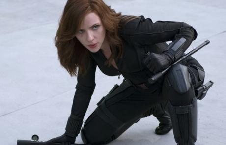 <h3>SCARLETTE JOHANSSON Is Game For A Solo BLACK WIDOW Movie</h3>