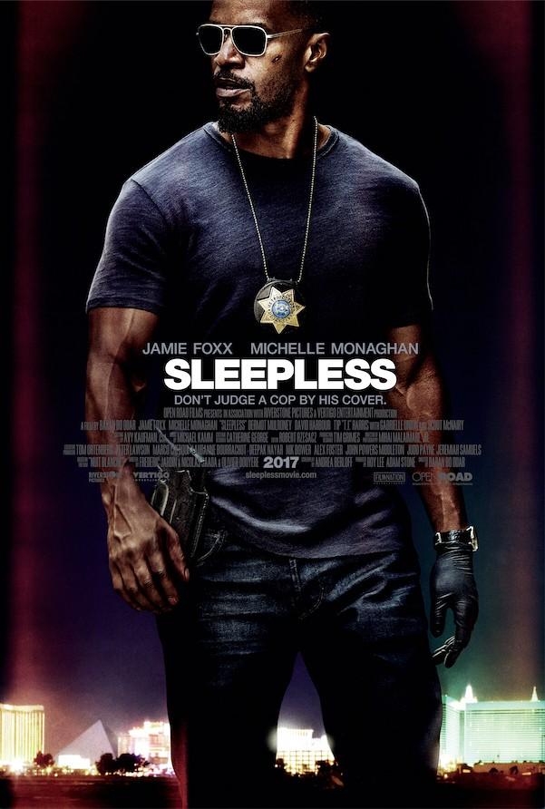 Jamie Foxx Sleepless