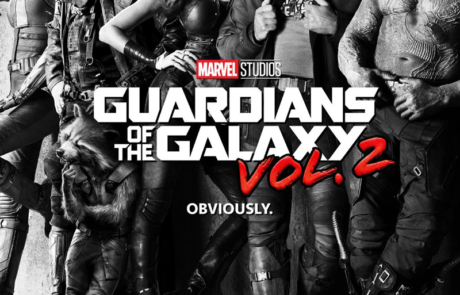 <h3>Teaser Trailer For Marvel&#8217;s GUARDIANS OF THE GALAXY VOL.2</h3>