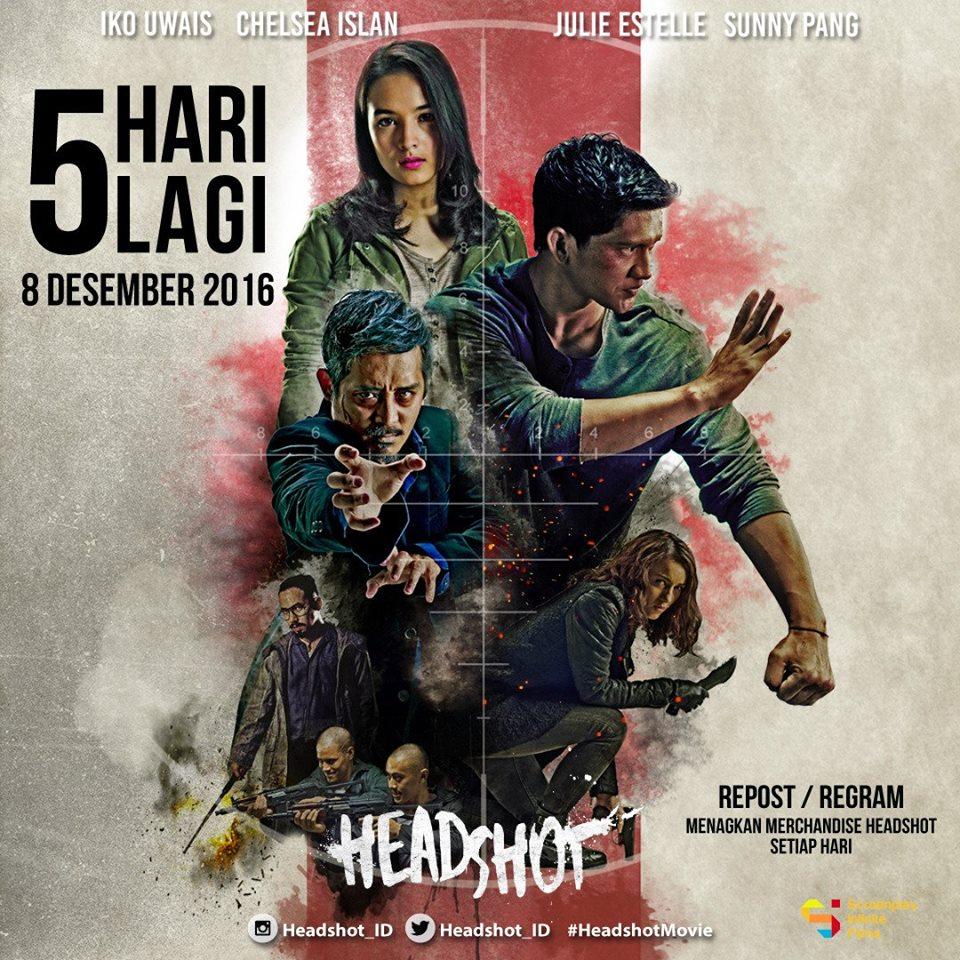 Headshot (Blu-ray SteelBook) [Germany] | Hi-Def Ninja