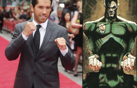<h3>SCOTT ADKINS To Star In The Live-Action Adaptation Of ACCIDENT MAN. UPDATE: Latest Image</h3>