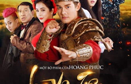 <h3>Trailer For Vietnamese Martial Arts Comedy LUC VAN TIEN &#8211; TUYET DINH KUNG FU Starring ANDY LONG. UPDATE: Poster</h3>