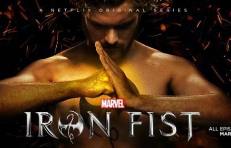<h3>Full Trailer For Netflix&#8217;s IRON FIST Starring FINN JONES. UPDATE: Latest Images</h3>