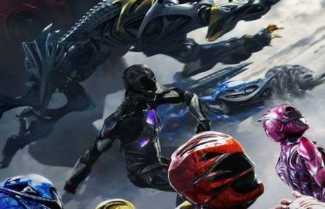 <h3>Full Trailer For POWER RANGERS The Movie. UPDATE: Trailer #3</h3>