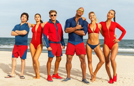 <h3>DWAYNE &#8216;THE ROCK&#8217; JOHNSON To Star In BAYWATCH The Movie. UPDATE: Trailer #2</h3>