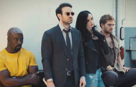 <h3>Latest Images &#038; Featurette From Netflix&#8217;s THE DEFENDERS</h3>