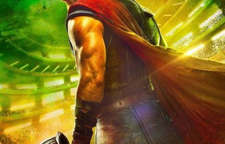 <h3>Trailer For MARVEL&#8217;S THOR: RAGNAROK Starring CHRIS HEMSWORTH. UPDATE: Latest Image</h3>