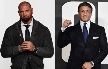 <h3>SYLVESTER STALLONE Teams-Up With DAVE BAUTISTA In ESCAPE PLAN 2: HADES. UPDATE: HUANG XIAOMING Joins Cast</h3>