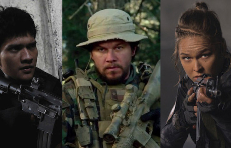 <h3>MARK WAHLBERG, IKO UWAIS, &#038; RONDA ROUSEY To Team-Up For PETER BERG&#8217;S MILE 22. UPDATE: Training Begins</h3>