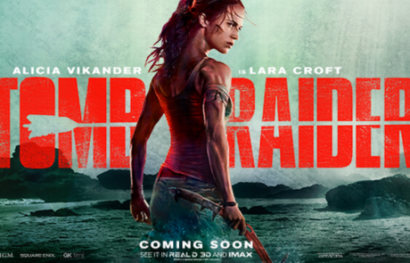 <h3>Trailer #2 For TOMB RAIDER Reboot Starring ALICIA VIKANDER &#038; DANIEL WU. UPDATE: Latest Images</h3>