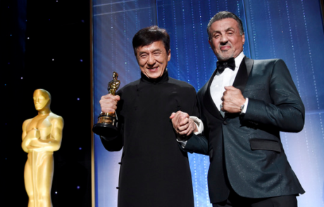 <h3>JACKIE CHAN &#038; SYLVESTER STALLONE Set To Team-Up For The Action Thriller EX-BAGHDAD</h3>