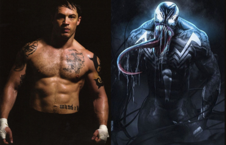<h3>Sony Pictures Cast TOM HARDY As VENOM In &#8216;Spider-Man&#8217; Spin-Off. UPDATE: Official Image</h3>