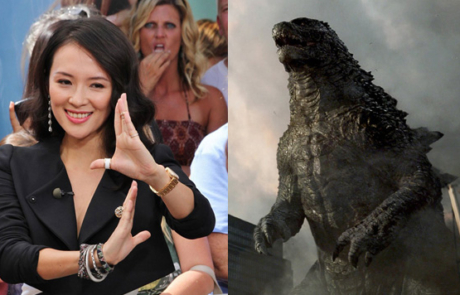 <h3>ZHANG ZIYI Joins The Cast Of GODZILLA: KING OF THE MONSTERS. UPDATE: Official Synopsis</h3>