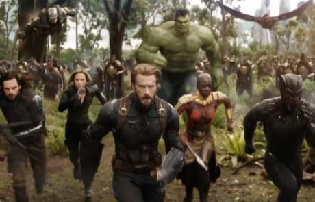 <h3>Official Trailer For Marvel&#8217;s AVENGERS: INFINITY WAR</h3>