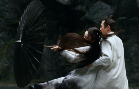 <h3>First Images From The Martial Arts Epic SHADOW Directed By ZHANG YIMOU. UPDATE: Poster</h3>