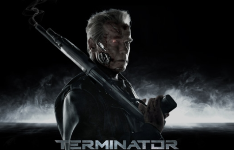 <h3>ARNOLD SCHWARZENEGGER Set To Film TERMINATOR 6 In 2018. UPDATE: On-Set Image</h3>