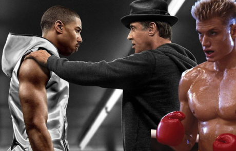 <h3>SYLVESTER STALLONE Teases DOLPH LUNDGREN&#8217;S &#8216;Ivan Drago&#8217; Return In CREED 2</h3>
