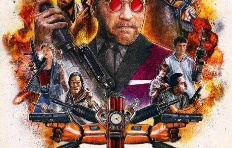 <h3>Trailer For Action Comedy KILLING GUNTHER Starring Arnold Schwarzenegger</h3>