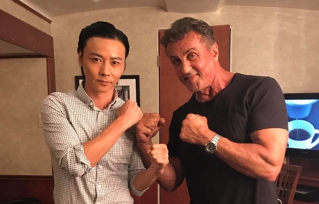 <h3>MAX ZHANG Joins SYLVESTER STALLONE &#038; DAVE BAUTISTA In ESCAPE PLAN 3: DEVIL&#8217;S STATION</h3>