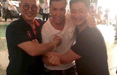 <h3>JET LI, DONNIE YEN, &#038; WU JING Comes Together For Secret Project Titled MASTER</h3>