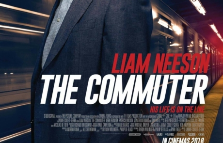 <h3>LIAM NEESON Gets Taken On A Commute In THE COMMUTER. UPDATE: Trailer &#038; Poster</h3>