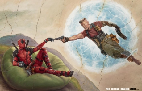 <h3>Teaser Trailer For DEADPOOL 2 Directed By John Wick&#8217;s DAVID LEITCH. UPDATE: Latest Poster</h3>