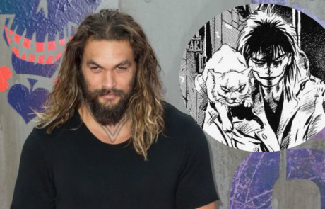<h3>THE CROW Reboot Comes Back To Life With JASON MOMOA To Star. UPDATE: Release Date</h3>