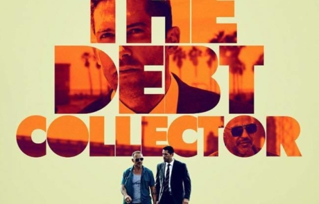 <h3>Poster For JESSE V. JOHNSON&#8217;S THE DEBT COLLECTOR Starring SCOTT ADKINS</h3>