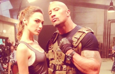 <h3>DWAYNE &#8216;THE ROCK&#8217; JOHNSON To Star In Action Comedy RED NOTICE. UPDATE: GAL GADOT Joins Cast</h3>