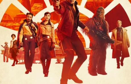 <h3>Poster For SOLO &#8211; A STAR WARS STORY Starring ALDEN EHRENREICH &#038; DONALD GLOVER. UPDATE: Trailer 2</h3>